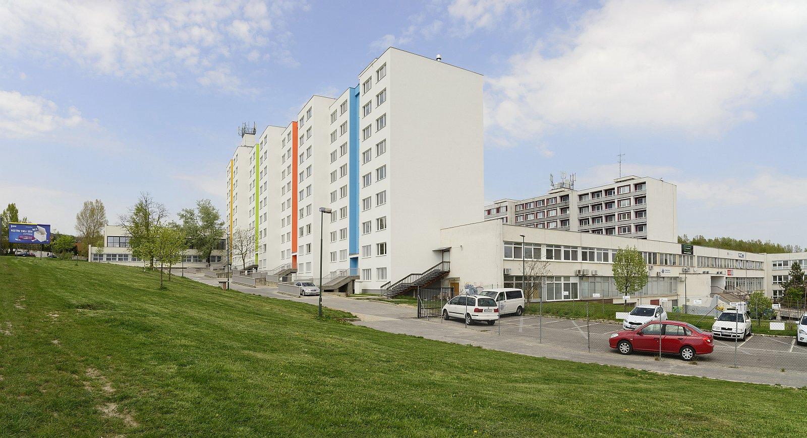 Vysokoškolské mesto Ľ. Štúra Mlyny UK – Staré grunty Bratislava