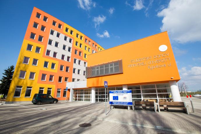 Trnavská univerzita – Študentský domov