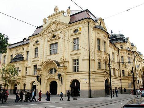 Slovenská filharmónia – REDUTA Bratislava