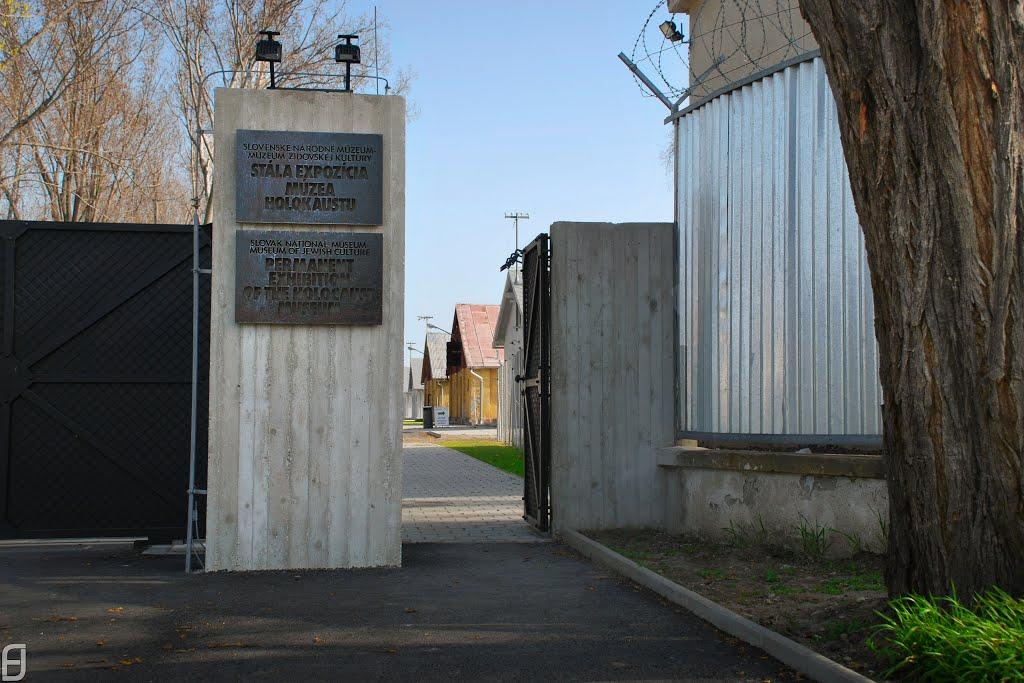 Múzeum holokaustu Sereď