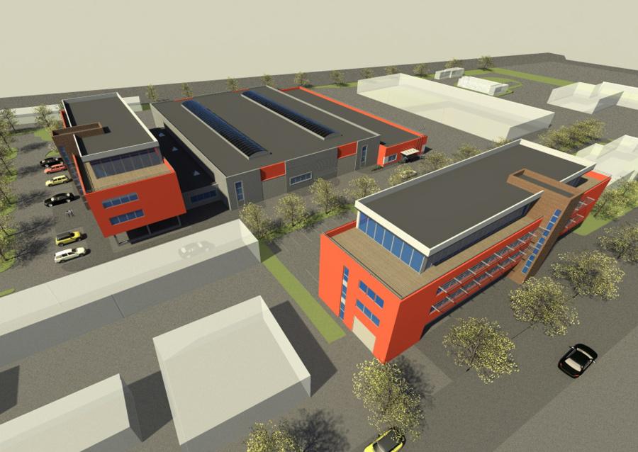 Mestský priemyselný a technologický park Trnava
