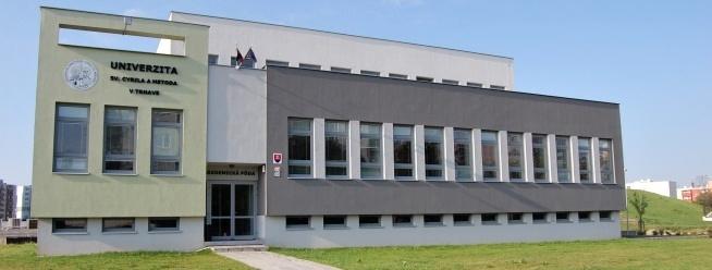 Univerzita svätého Cyrila a Metoda Trnava